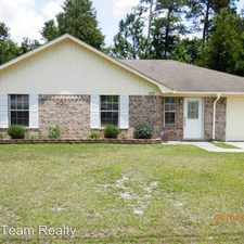 Rental info for 977 Birchfield Drive in the Hinesville area