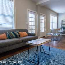 Rental info for 2211 Howard Street in the Park East area