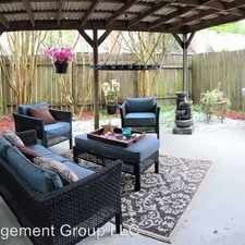 Rental info for 15658 Riverdale in the Baton Rouge area