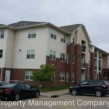 Rental info for 620 Grandview Court in the Iowa City area