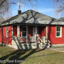 Rental info for 2433 B Ave