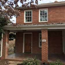 Rental info for 522 W Worthington Ave in the Charlotte area