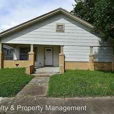 Rental info for 3605 MCGOWEN ST in the Greater Third Ward area