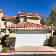 Rental info for 12448 Creekview Drive in the San Diego area