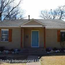 Rental info for 2801 W Bewick in the University Court area