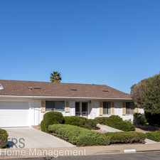 Rental info for 12286 Horado Road in the San Diego area