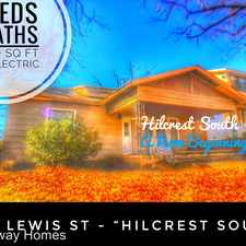 Rental info for 910 Lewis St