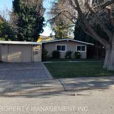 Rental info for 10700 Minette Drive in the San Jose area