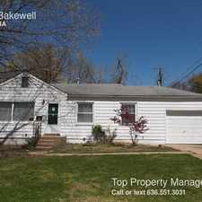 Rental info for 1127 Bakewell in the St. Louis area