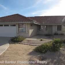 Rental info for 5790 Hall Lane in the Twentynine Palms area