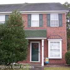 Rental info for 1521-B Willoughby Park Court