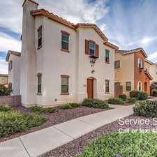 Rental info for 470 N Citrus Lane in the Mesa area