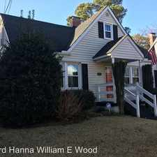 Rental info for 6223 Rolfe Avenue in the Larchmont-Edgewater area
