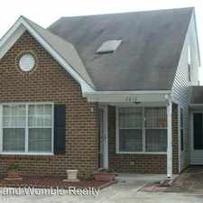 Rental info for 2813 Leeds Court in the Portsmouth area