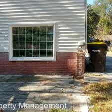 Rental info for 1311-A Brightwood Drive