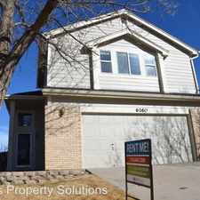 Rental info for 6160 Jaffee Court in the Stetson Hills area