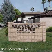 Rental info for 3333 El Encanto Court #7 in the Bakersfield area