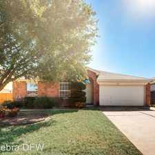 Rental info for 1603 Bertram Dr. in the Fort Worth area