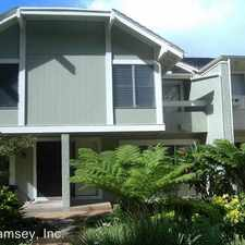 Rental info for 564 F HAHAIONE ST. in the East Honolulu area