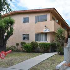 Rental info for 1475 S WOOSTER ST 4 in the Los Angeles area