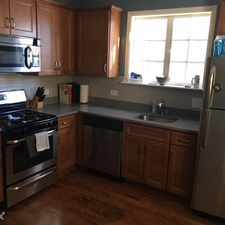 Rental info for 5755 W Giddings St 1 in the Jefferson Park area
