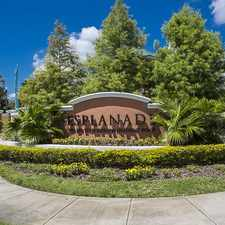 Rental info for 5301 Esplanade Park Circle 6101 in the Orlando area