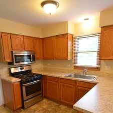 Rental info for When Nothing But The Best Location Will Do! in the Bolingbrook area