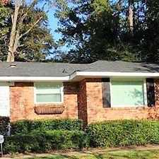 Rental info for NEAR AUGUSTA NATIONAL. Parking Available! in the Augusta-Richmond County area