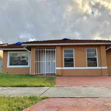 Rental info for 15058 Southwest 63rd Street in the Kendall West area