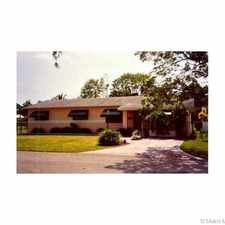Rental info for 11545 Southwest 109th Avenue in the Kendall area
