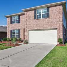 Rental info for 3603 Iris Ridge Way in the 77545 area