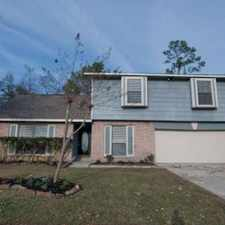 Rental info for 5207 Treewood Drive in the Houston area