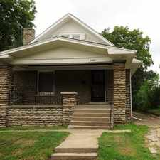 Rental info for 5720 Bales Avenue in the Kansas City area