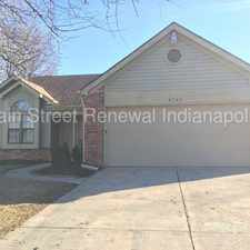 Rental info for 4345 Dunsany Circle - 3 Bedroom Ranch on a Cul-de-sac in the Indianapolis area