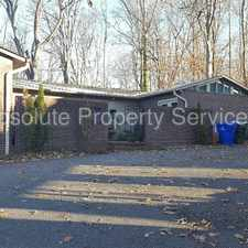 Rental info for 1 Dellwood Drive in the Greenville area