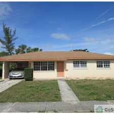 Rental info for 3 BEDROOM, BEAUTIFULLY REMODELED HOME FOR RENT IN DESIRABLE NEIGHBOR0HOOD! in the West Palm Beach area