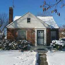 Rental info for New on the market! 3 bedroom, 1 bath brick home- MOST Section 8 housing vouchers accepted! in the Detroit area