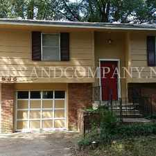 Rental info for Huge spaces - inside and out! in the Memphis area