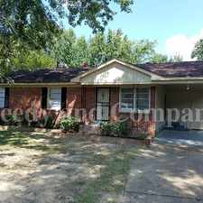 Rental info for Nice brick home! in the Memphis area
