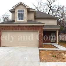 Rental info for BRAND NEW HOME! in the Memphis area