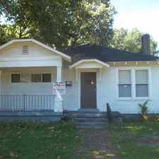 Rental info for Adorable and spacious home! in the Orange Mound Civic Orgganization area