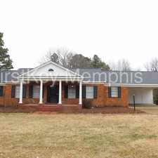 Rental info for 3370 Sycamore View Road Bartlett TN 38134 in the Memphis area