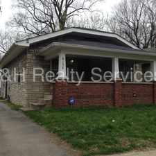 Rental info for Lovely Home one Block from Broad Ripple Avenue! in the Indianapolis area