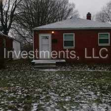 Rental info for 6063 East University Avenue in the Indianapolis area