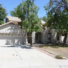 Rental info for 1814 E OAK HARBOR DR - 3BR 2.5BA Val Vista/Baseline - READY TO MOVE IN BEAUTIFUL HOME IN VAL VISTA LAKES COMMUNITY! ALL APPLIANCES INCLUDED! GATED COMMUNITY! in the Mesa area