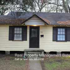 Rental info for 5956 Evangeline St in the Baton Rouge area