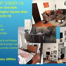 Rental info for 501 South 13th Street-1B in the Philadelphia area