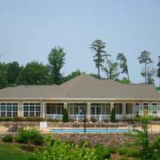 Rental info for Greystone at Widewaters in the Asheboro area