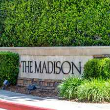 Rental info for The Madison at Town Center in the Santa Clarita area