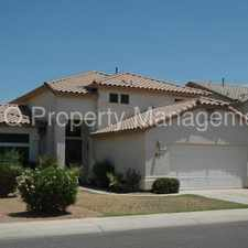 Rental info for Available Soon! Nice 4 Bed / 3 Bath in Fox Crossing in Chandler! in the Chandler area